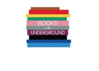 Books on the Underground 5