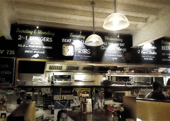 Exhibit Balham - Bar, Diner and Cinema – Review 5