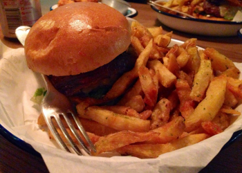An 'Honest Burger' with a hint of imagination in Kings Cross - Review 9