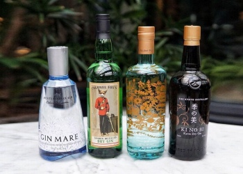 G&T Pop-Up at The Hoxton, Shoreditch Toasts World Gin Day | 6th – 9th June 6