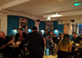The Duck Nest - A grand new cocktail bar in Farringdon 2