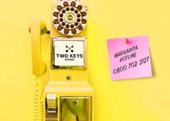 Two Keys Margarita Hotline launched for FREE 'Emergency Margarita Kits' 1